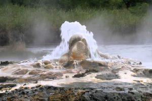 Hot Springs in Semuliki